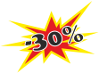 sleva 30%